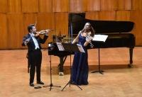 Звезда класичне музике Џулијан Рахлин са Саром Мекелреви