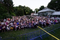 Nada Pavlović Held the Last in a Series of GARDEN SESSIONS Concerts