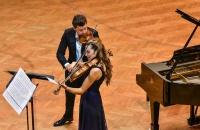 Classical Music Star Julian Rachlin with Sarah McElravy