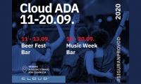 Cloud Ada Event during the Next two Weekends in Ada Ciganlija
