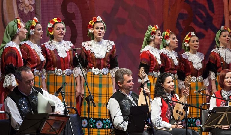 MAGIC OF BULGARIAN VOICES