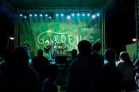 Neno Belan and Fiumens Opened the GARDEN SESSIONS Programme